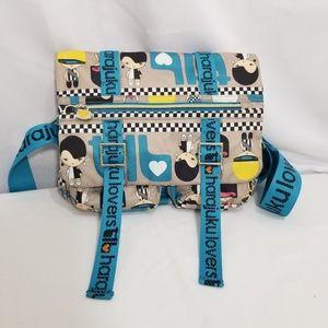 Harajuku Lovers Messenger Bag